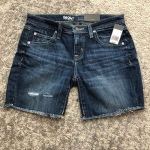 NWT - Jean cut-off shorts
